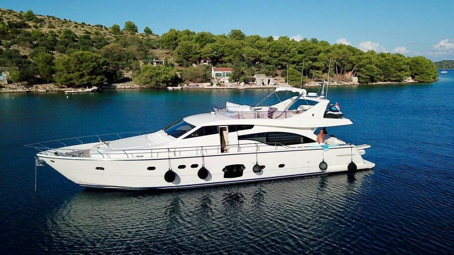 Ferretti Yachts 681 (Dominique)  - 3