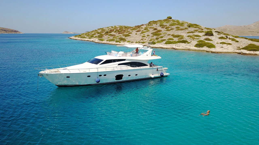 Ferretti Yachts 681 (Dominique)  - 5