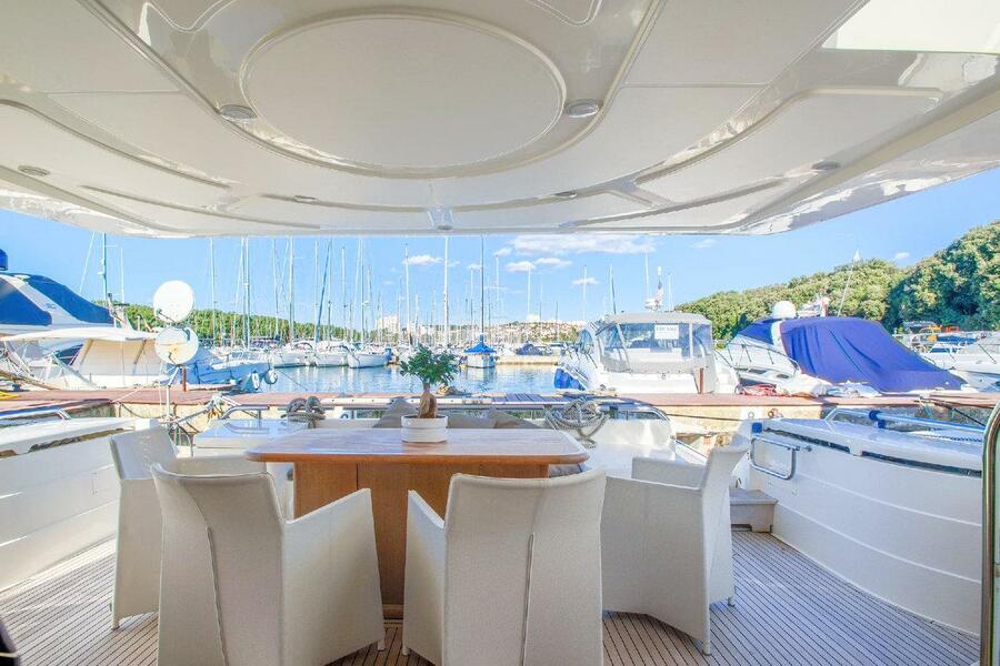 Ferretti Yachts 681 (Dominique)  - 9