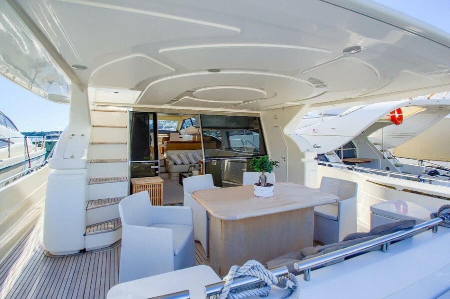 Ferretti Yachts 681 (Dominique)  - 10
