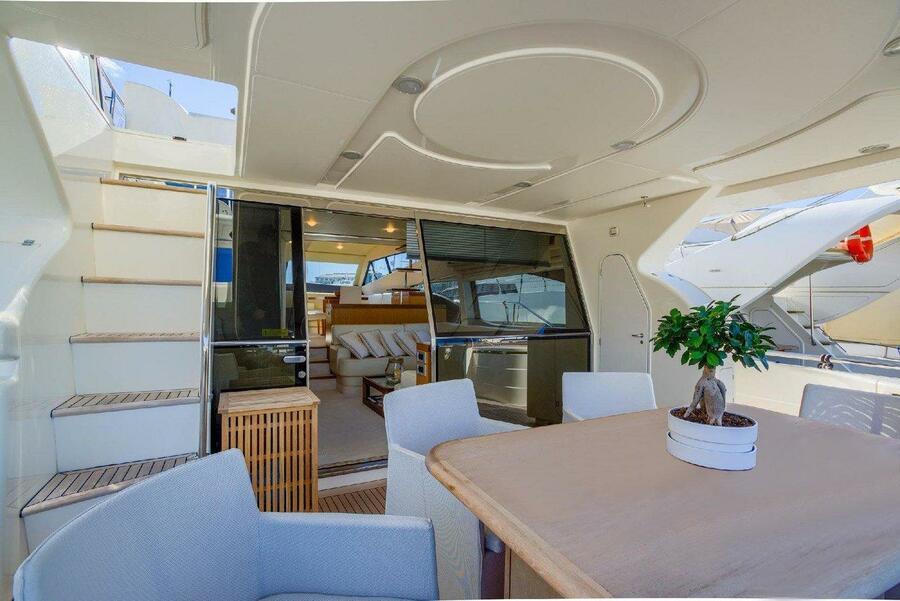 Ferretti Yachts 681 (Dominique)  - 11