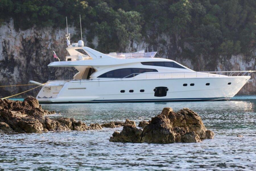 Ferretti Yachts 681 (Dominique)  - 14