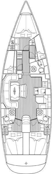 Bavaria 50 Cruiser (Jeannine)  - 1