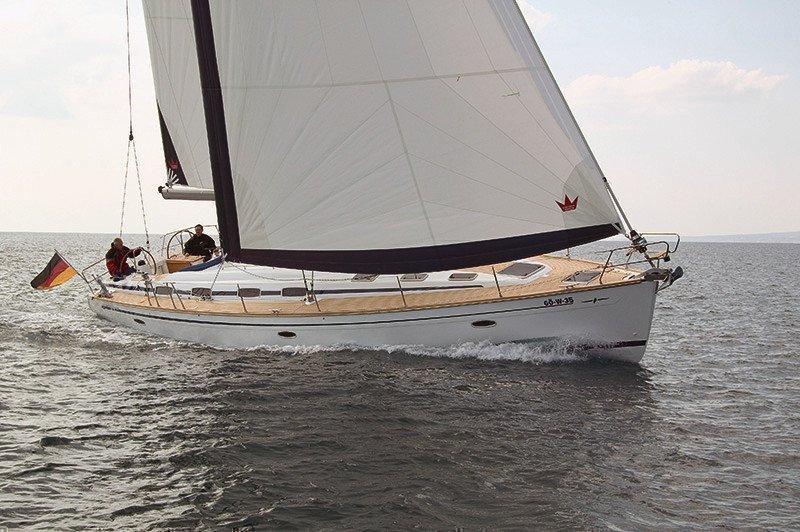 Bavaria 50 Cruiser (Jeannine)  - 2