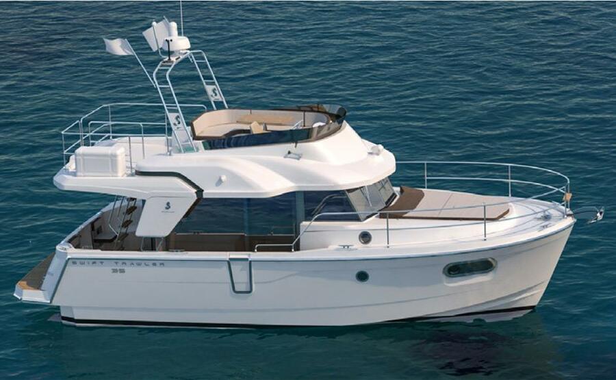 Swift Trawler 35 (Martenzit)  - 0