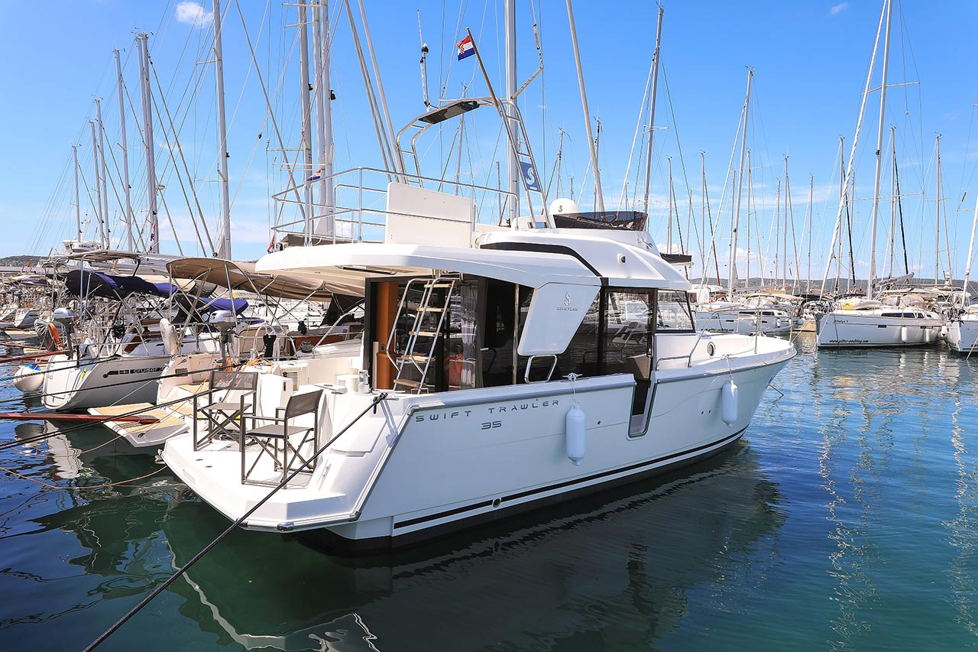 Swift Trawler 35 (Martenzit)  - 3