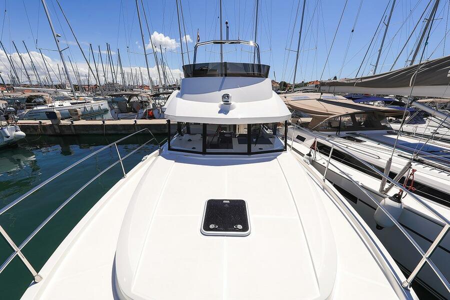 Swift Trawler 35 (Martenzit)  - 10
