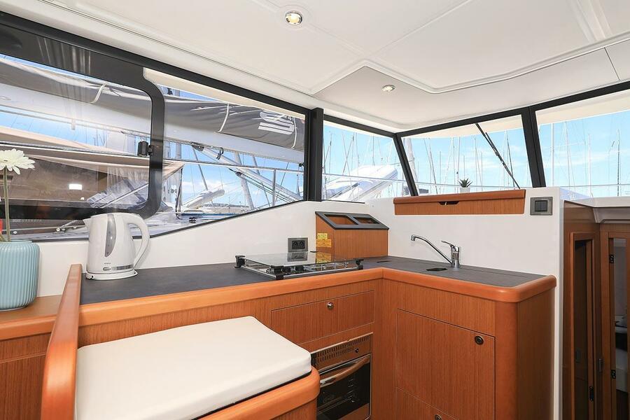 Swift Trawler 35 (Martenzit)  - 19