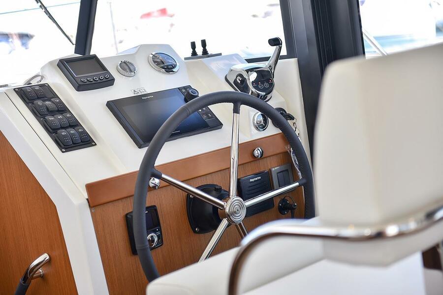 Swift Trawler 35 (Martenzit)  - 21