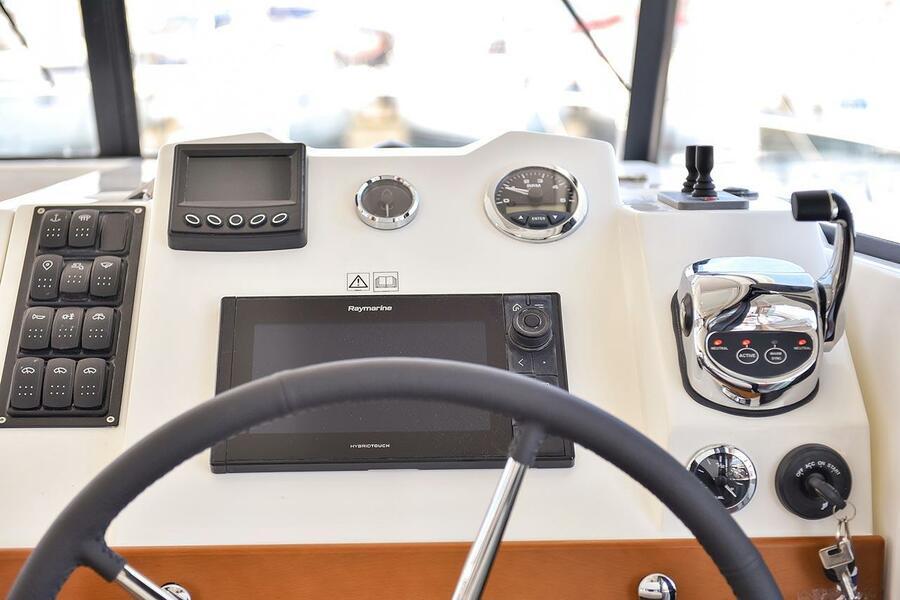 Swift Trawler 35 (Martenzit)  - 22