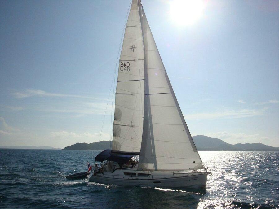 Sun Odyssey 36i (Rebecca)  - 2