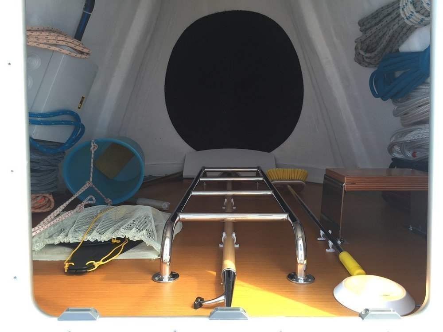 Sun Odyssey 479 - 4 cab. (Norwegian wood)  - 4