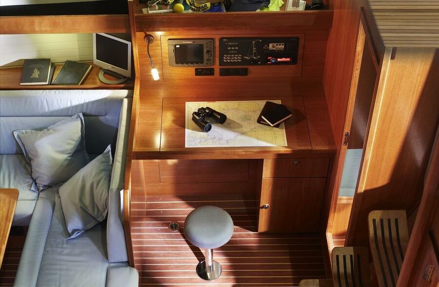 Bavaria 43 Cruiser (Weather)  - 4