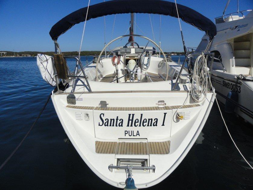 Dufour 50 Classic (Santa Helena)  - 2