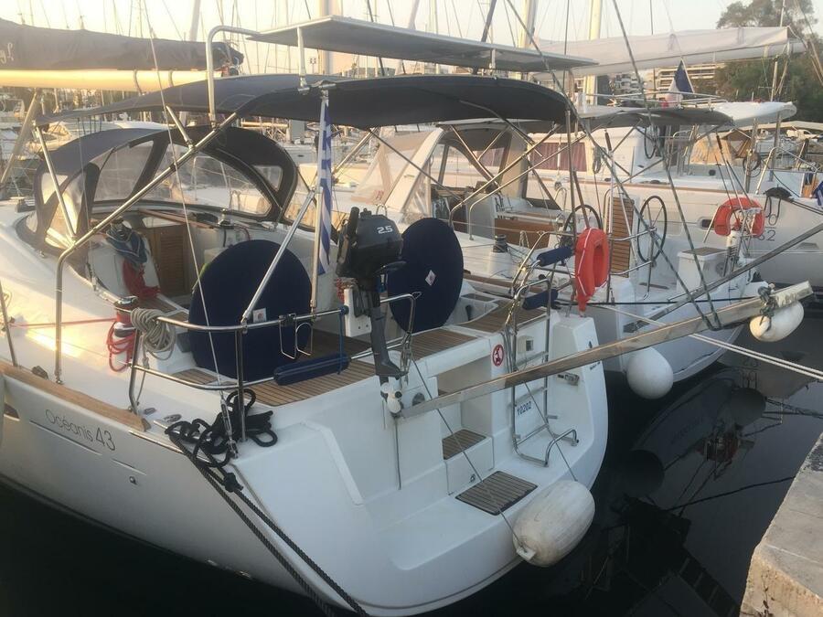 Oceanis 43 (Beluga)  - 3