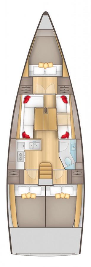 Salona 380 (Andrea)  - 1