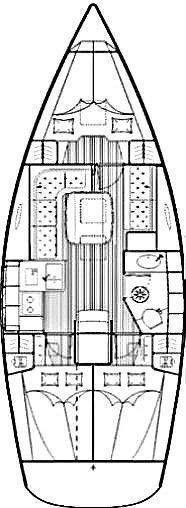 Bavaria 35 Cruiser (Alba)  - 1