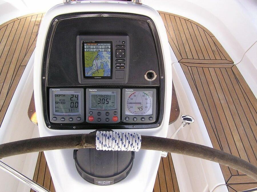 Bavaria 35 Cruiser (Alba)  - 2
