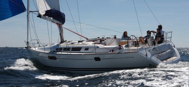 Sun Odyssey 44i (Ana)  - 2