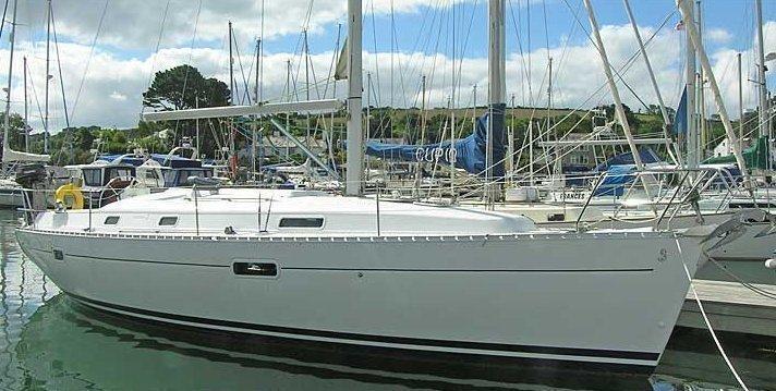 Oceanis Clipper 361 (Patmos)  - 0
