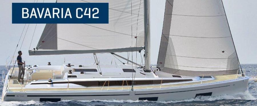 Bavaria C42 (LIZZY)  - 0