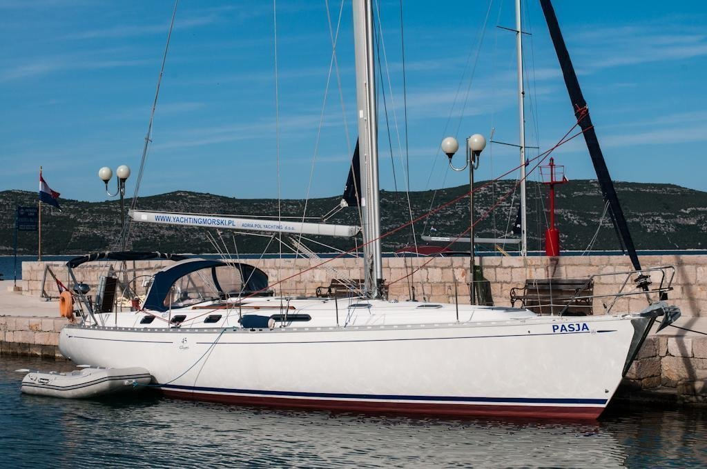 Dufour 45 Classic (Pasja SKIPPERED)  - 0