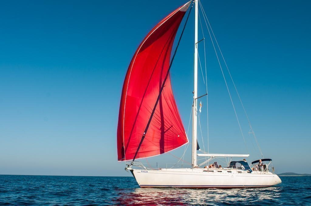 Dufour 45 Classic (Pasja SKIPPERED)  - 2