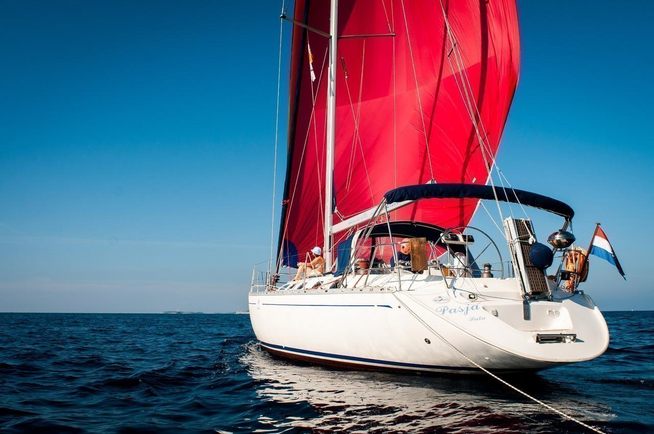 Dufour 45 Classic (Pasja SKIPPERED)  - 3