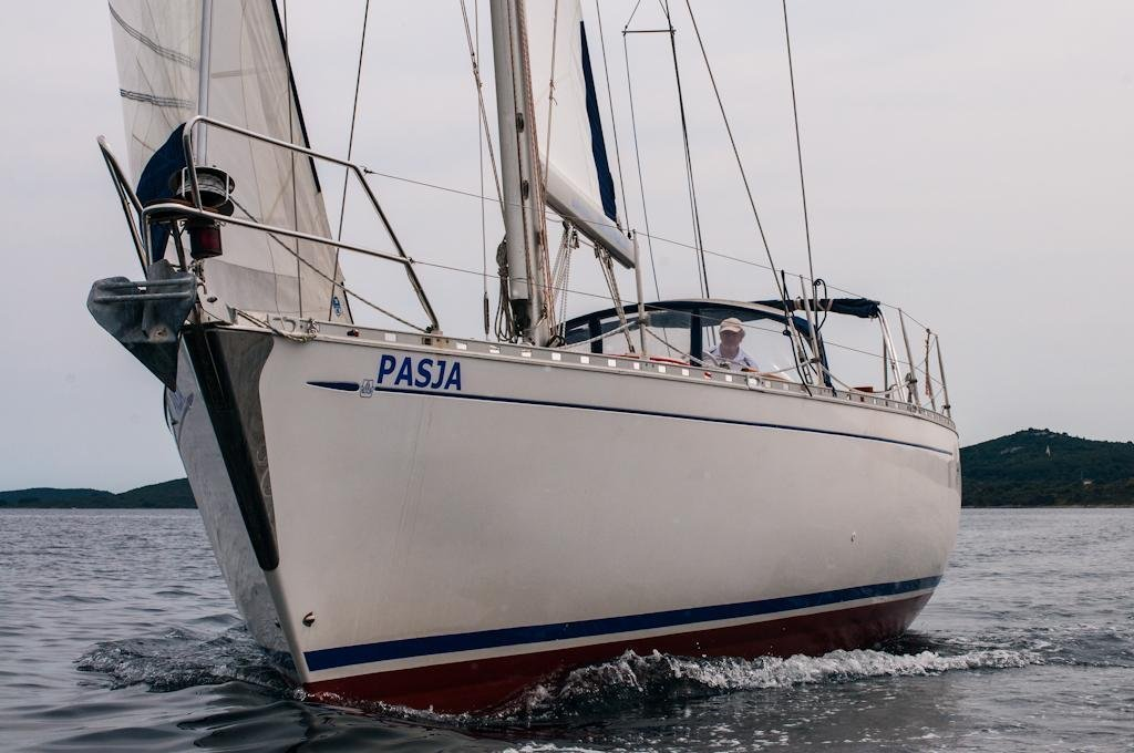 Dufour 45 Classic (Pasja SKIPPERED)  - 4