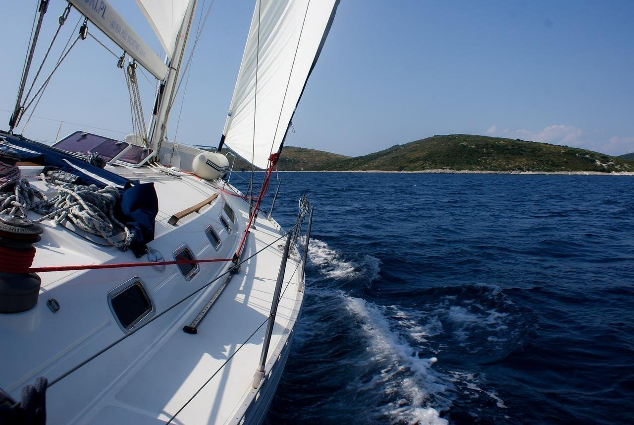 Dufour 45 Classic (Pasja SKIPPERED)  - 5