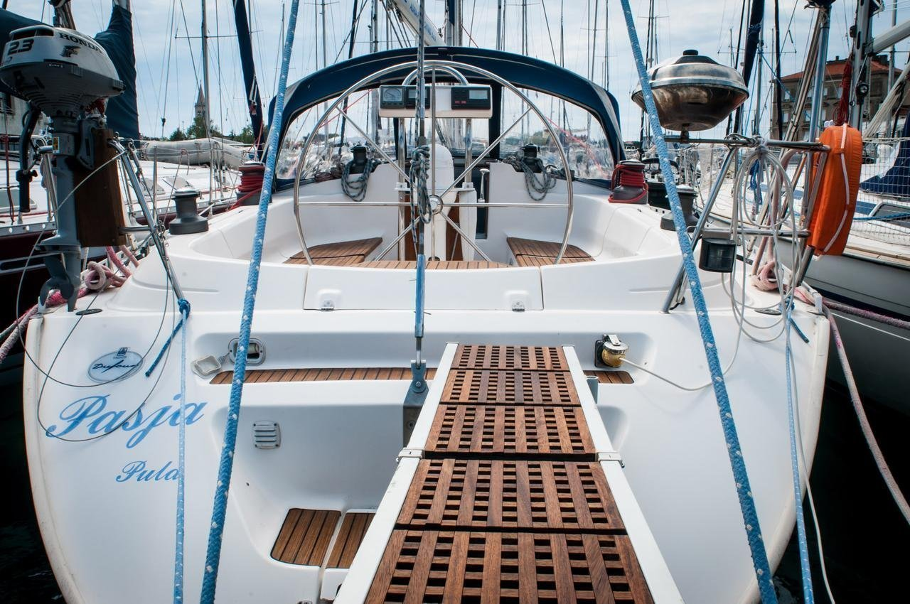 Dufour 45 Classic (Pasja SKIPPERED)  - 6