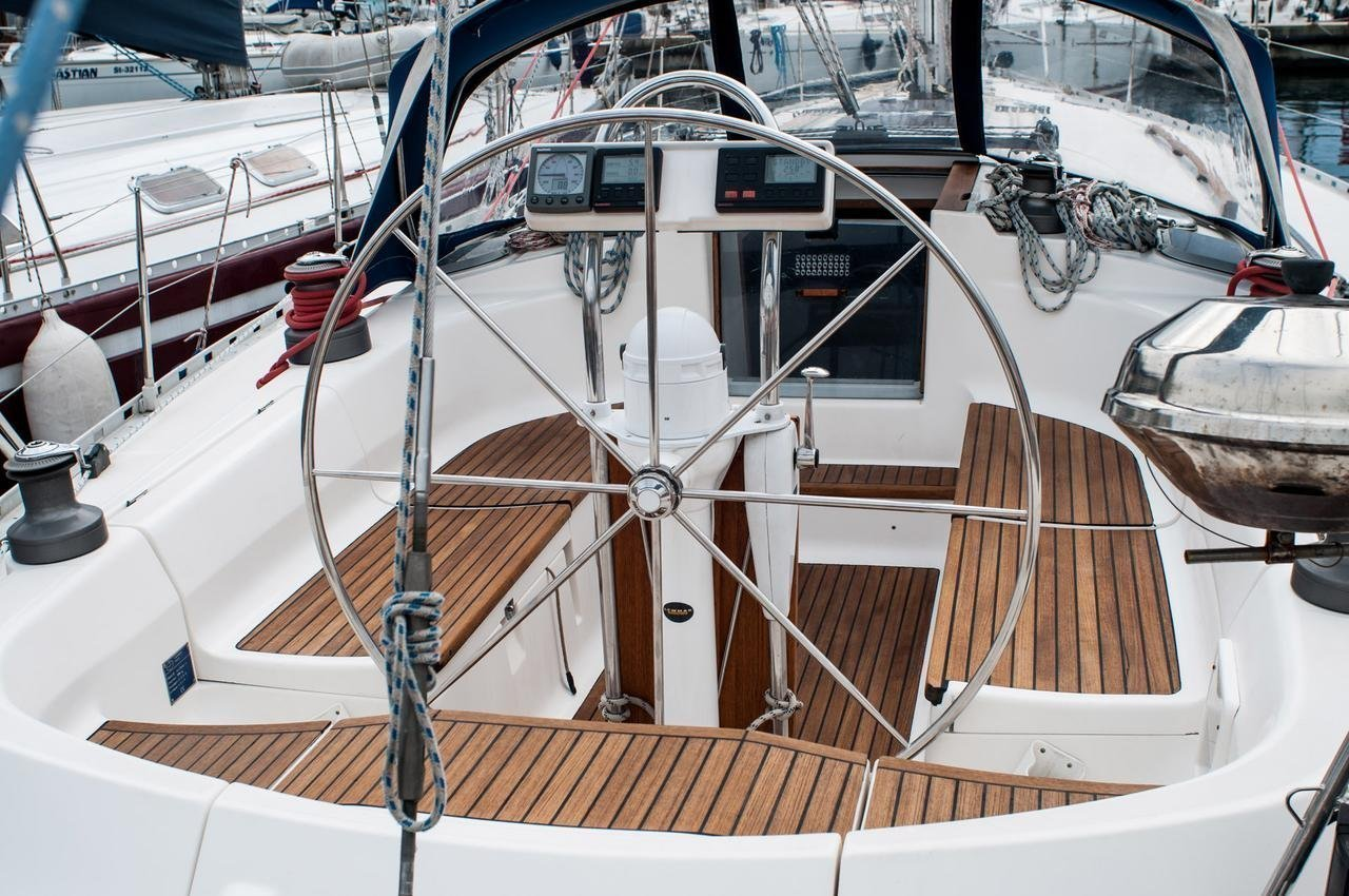 Dufour 45 Classic (Pasja SKIPPERED)  - 8