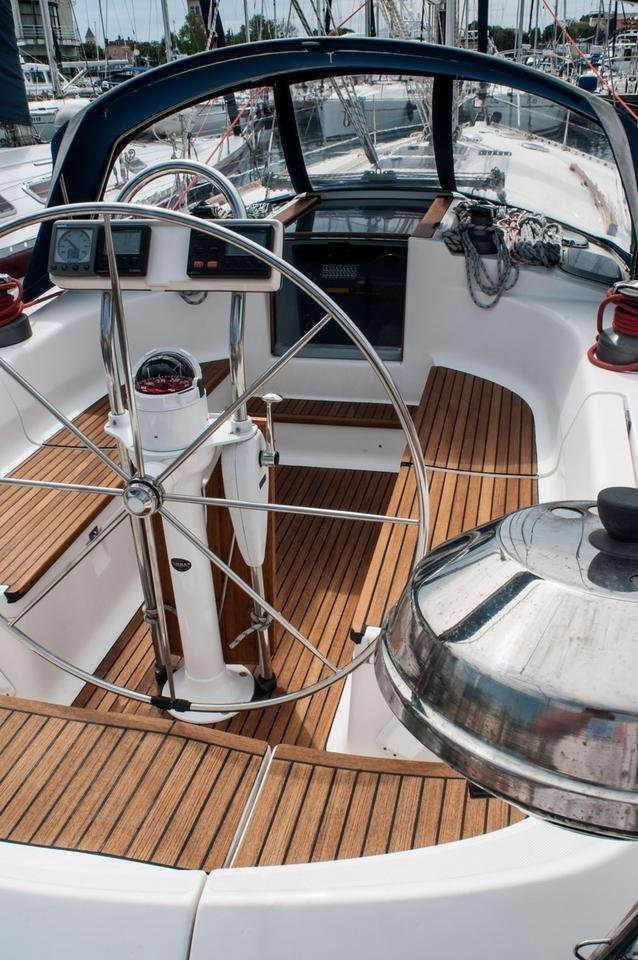 Dufour 45 Classic (Pasja SKIPPERED)  - 9