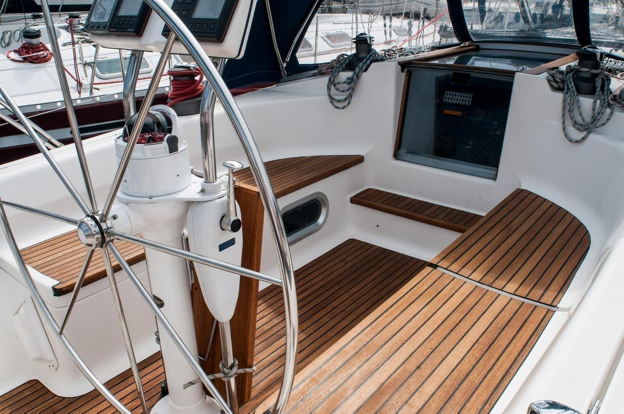 Dufour 45 Classic (Pasja SKIPPERED)  - 10