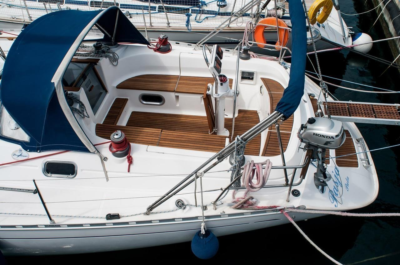 Dufour 45 Classic (Pasja SKIPPERED)  - 11