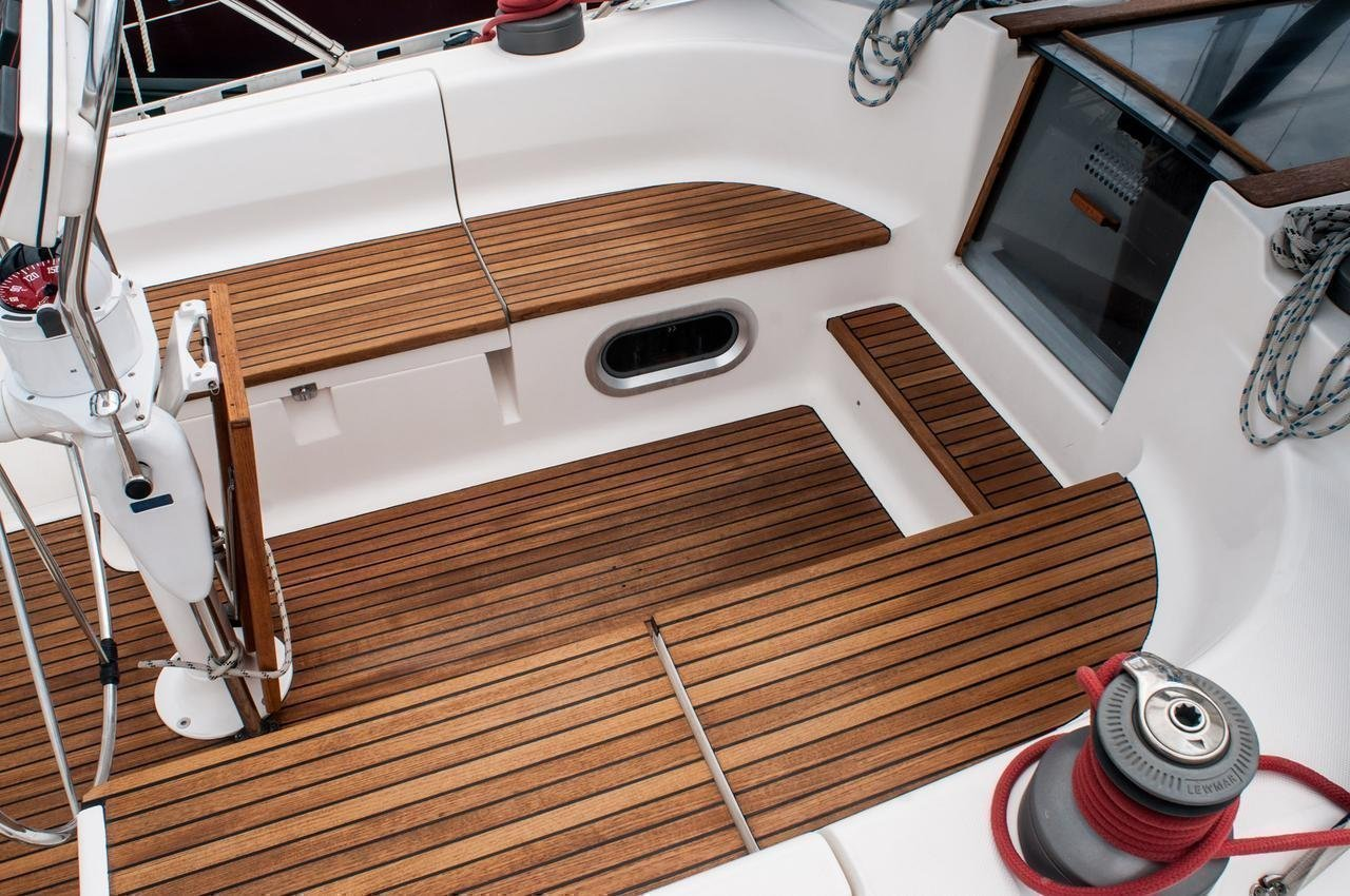Dufour 45 Classic (Pasja SKIPPERED)  - 12