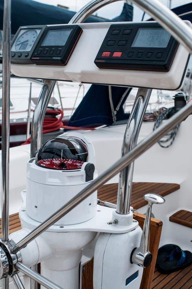 Dufour 45 Classic (Pasja SKIPPERED)  - 16