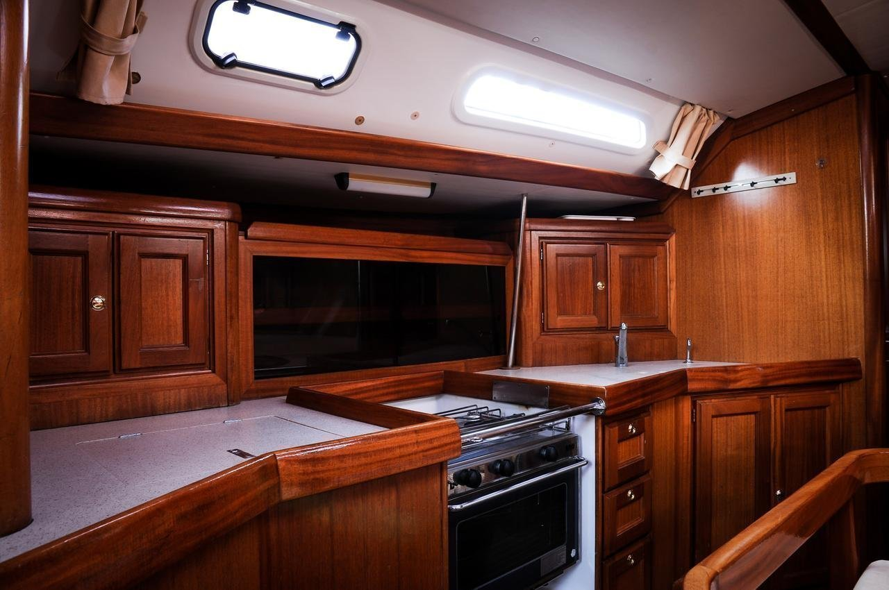 Dufour 45 Classic (Pasja SKIPPERED)  - 19