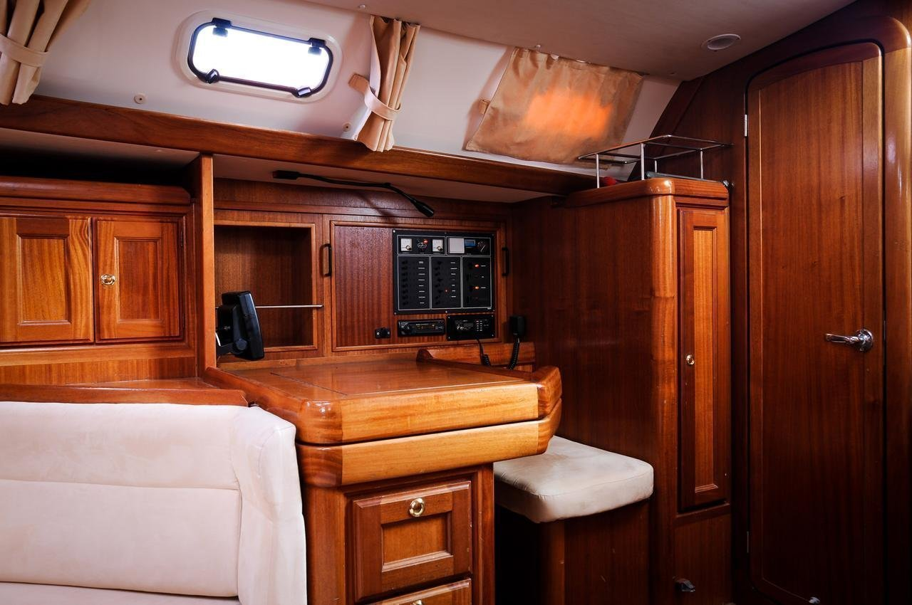 Dufour 45 Classic (Pasja SKIPPERED)  - 20