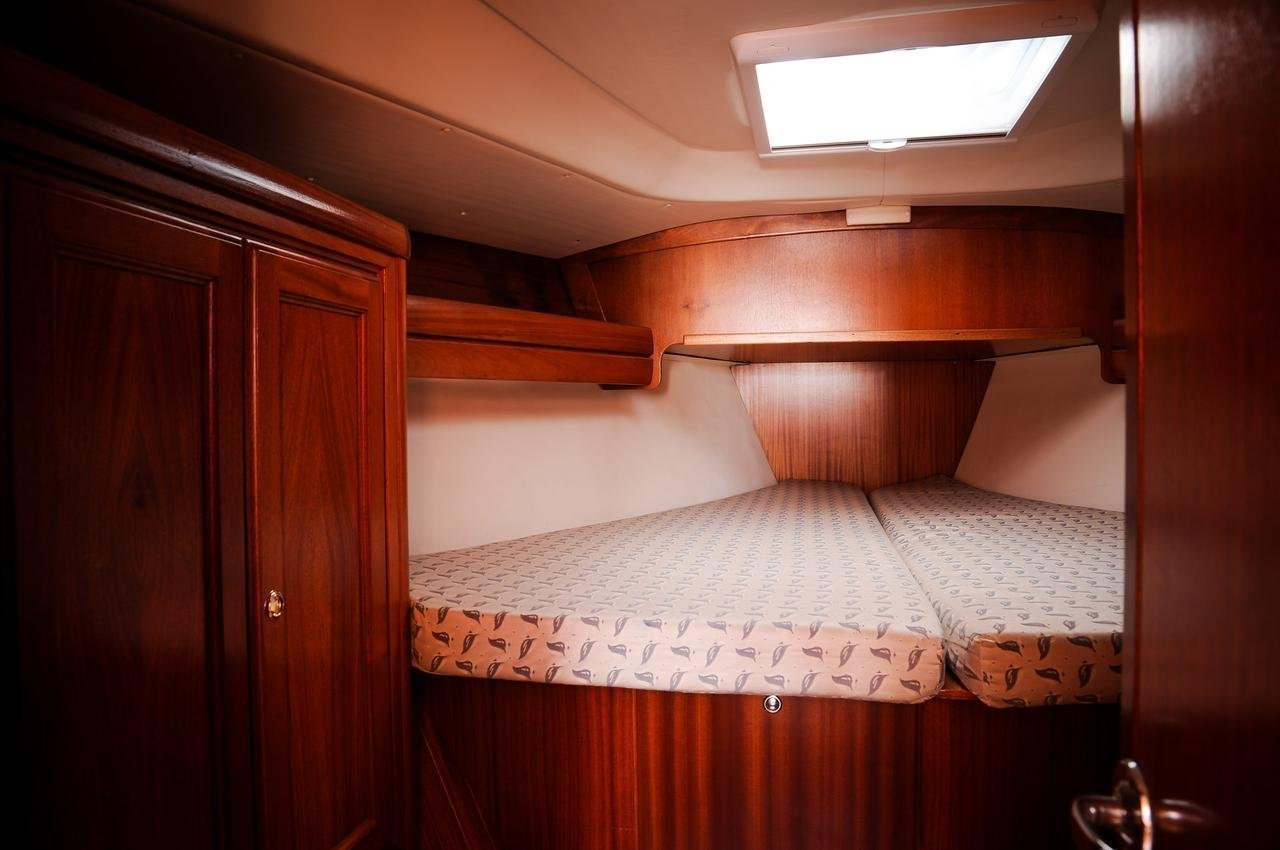 Dufour 45 Classic (Pasja SKIPPERED)  - 21