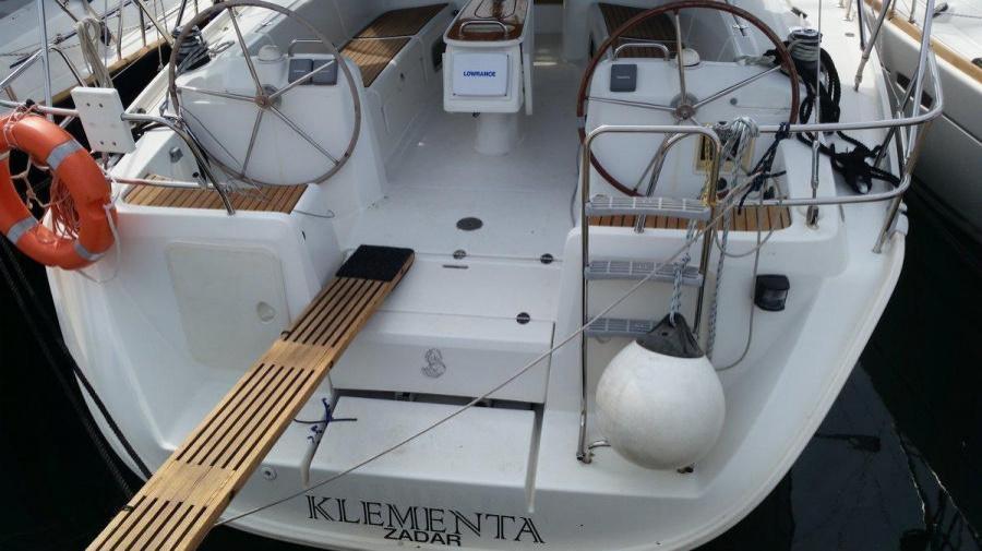 Cyclades 43.4 (Klementa)  - 0