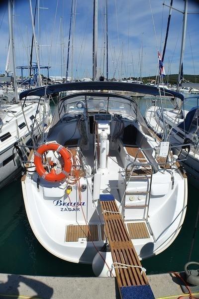 Oceanis Clipper 423 - 4 cab. (Brava)  - 0