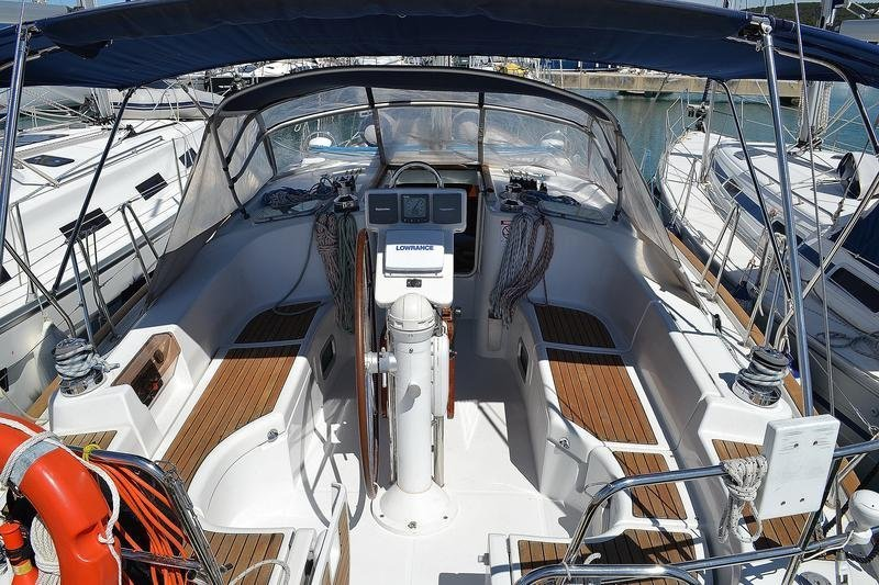 Oceanis Clipper 423 - 4 cab. (Brava)  - 7