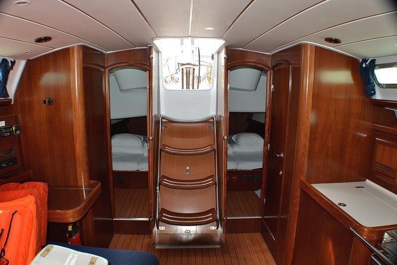 Oceanis Clipper 423 - 4 cab. (Brava)  - 8