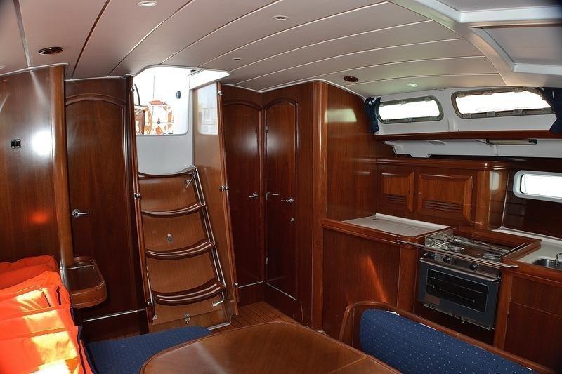 Oceanis Clipper 423 - 4 cab. (Brava)  - 9