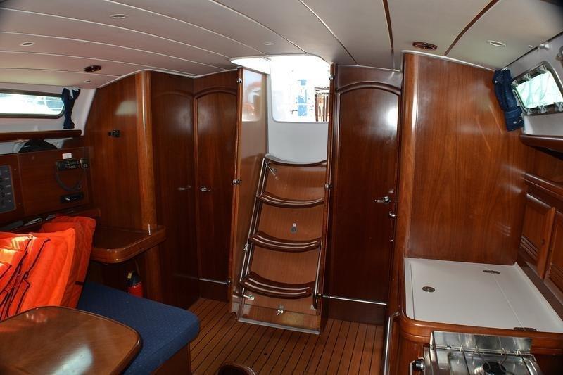 Oceanis Clipper 423 - 4 cab. (Brava)  - 10