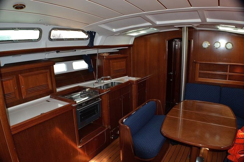 Oceanis Clipper 423 - 4 cab. (Brava)  - 11