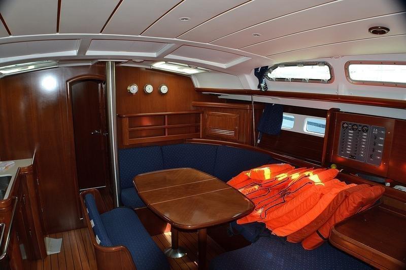Oceanis Clipper 423 - 4 cab. (Brava)  - 12