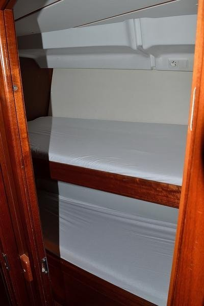 Oceanis Clipper 423 - 4 cab. (Brava)  - 17