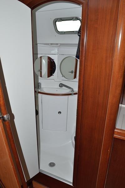 Oceanis Clipper 423 - 4 cab. (Brava)  - 20